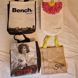 Guess Bench Telus Sage Bags